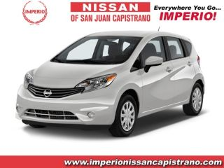 Used 2016 Nissan Versa Note SV in San Juan Capistrano, California