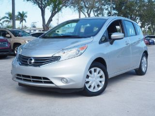 Used 2016 Nissan Versa Note SV in North Palm Beach, Florida