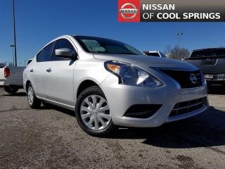 Nissan Versa SV 2018