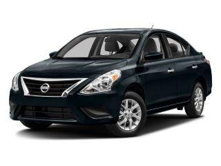 Nissan Versa S Plus 2017