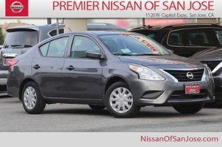 Nissan Versa S 2018