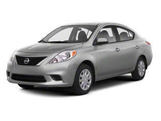 Nissan Versa S 2012