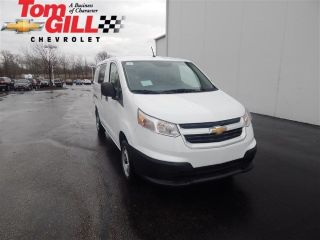 New 2018 Chevrolet City Express LS in Florence, Kentucky