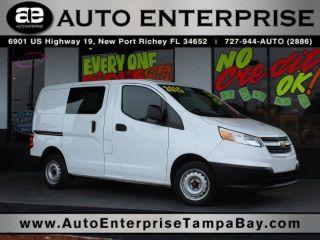 Chevrolet City Express LS 2015