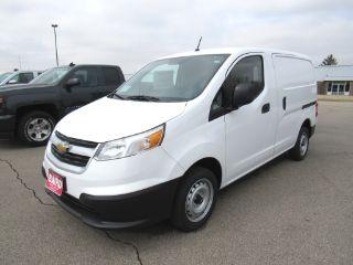 2018 Chevrolet City Express LS