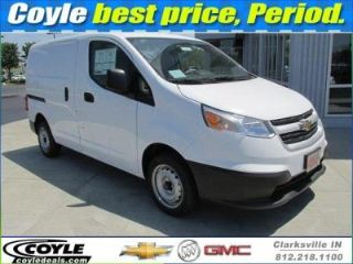 Used 2015 Chevrolet City Express LS in Clarksville, Indiana