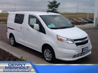 2017 Chevrolet City Express LT