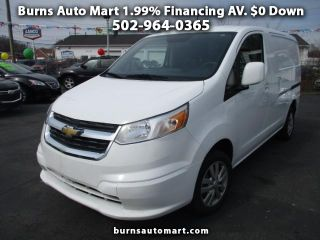 Chevrolet City Express LT 2015