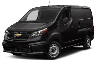 2017 Chevrolet City Express LT