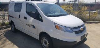 2015 Chevrolet City Express LT