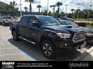 Used 2016 Toyota Tacoma TRD Sport in North Charleston, South Carolina
