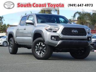 Used 2018 Toyota Tacoma TRD Off Road in Costa Mesa, California