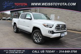 New 2018 Toyota Tacoma Limited Edition in Saint Louis, Missouri