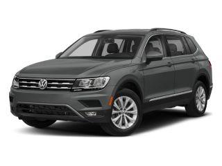 Volkswagen Tiguan S 2018