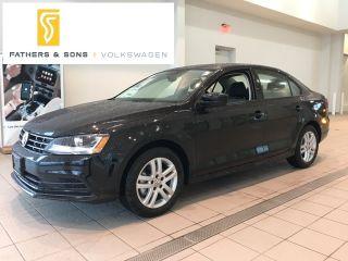 Volkswagen Jetta S 2018