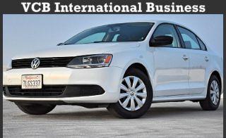 Volkswagen Jetta Base 2014