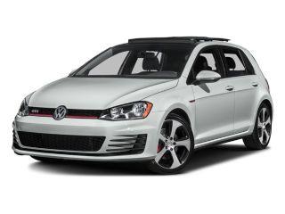 Volkswagen Golf Autobahn 2017