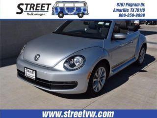 Used 2015 Volkswagen Beetle in Amarillo, Texas