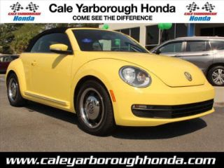 Used 2013 Volkswagen Beetle in Florence, South Carolina