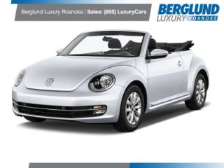 Used 2013 Volkswagen Beetle in Roanoke, Virginia