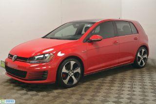 Volkswagen Golf SE 2016