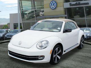 Used 2013 Volkswagen Beetle in South Jordan, Utah