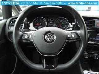 Volkswagen Golf SEL 2015