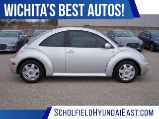 Volkswagen New Beetle GLS 2001