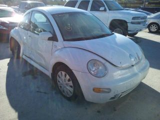Volkswagen New Beetle GLS 2002