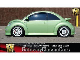 Volkswagen New Beetle GLS 1999