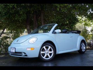 2005 Volkswagen New Beetle GLS