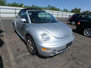 Volkswagen New Beetle GLS 2003