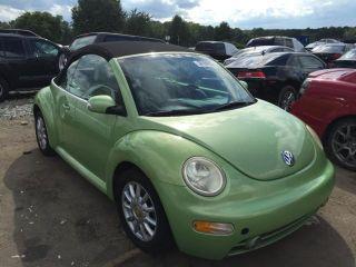 Used 2005 Volkswagen New Beetle GLS in Austell, Georgia