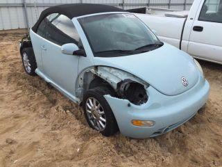 Volkswagen New Beetle GLS 2004