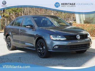 Volkswagen Jetta SE Sport 2018