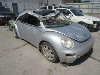 Volkswagen New Beetle GLX 2002