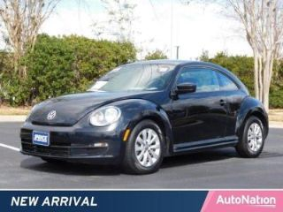 Volkswagen Beetle 2015