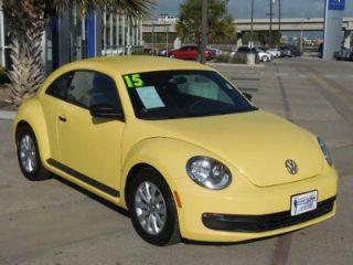 Used 2015 Volkswagen Beetle in San Angelo, Texas