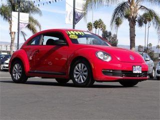 Volkswagen San Bernardino >> Used 2016 Volkswagen Beetle Classic In San Bernardino