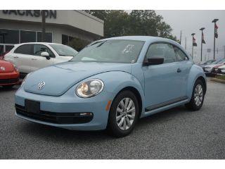 Volkswagen Beetle Entry 2015