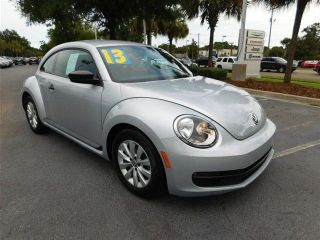 Used 2013 Volkswagen Beetle in Charleston, South Carolina