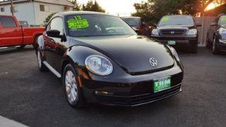 Used 2013 Volkswagen Beetle Entry in Sacramento, California
