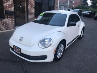 Volkswagen Beetle Entry 2013