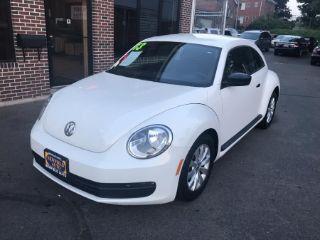 Volkswagen Beetle Entry 2013