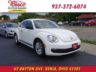 Used 2013 Volkswagen Beetle in Xenia, Ohio