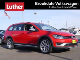 Volkswagen Golf SEL 2018