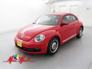 Used 2013 Volkswagen Beetle in Temple, Texas
