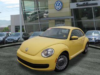 Used 2013 Volkswagen Beetle in Sandy, Utah