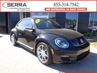 Used 2013 Volkswagen Beetle Fender Edition in Madison, Tennessee