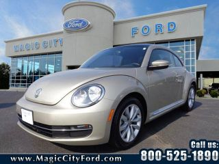 Used 2013 Volkswagen Beetle in Roanoke, Virginia